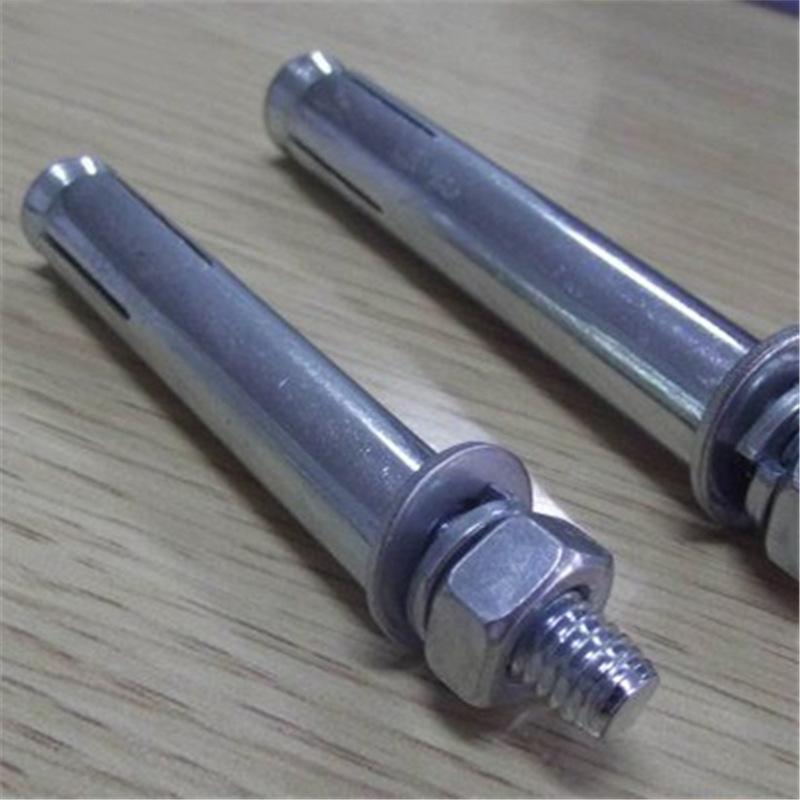 厂家直销 现货供应 膨胀螺丝 胀栓国标 非标 镀锌蓝白 加工定制