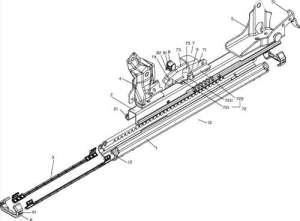 滑轨支架的连接形式是什么? 它是什么?